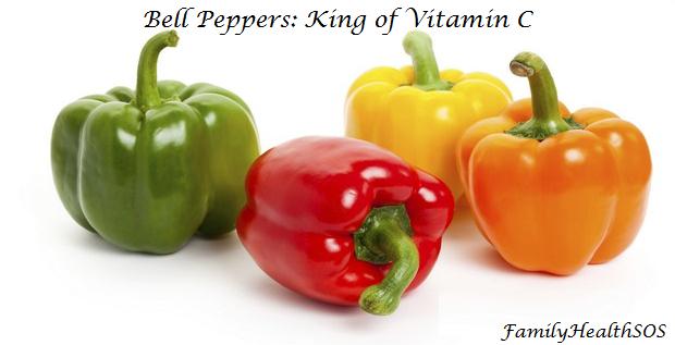 highest vitamin C